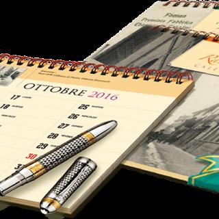 Calendario Storico l'Italia com'era 2016